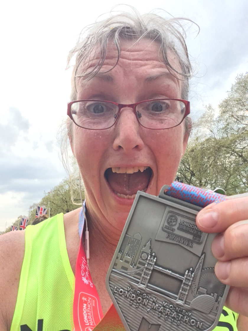 Clanfield Grandmother's Marathon Success
