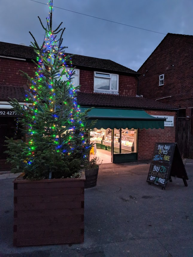 Christmas Trees in Clanfield– your feedback
