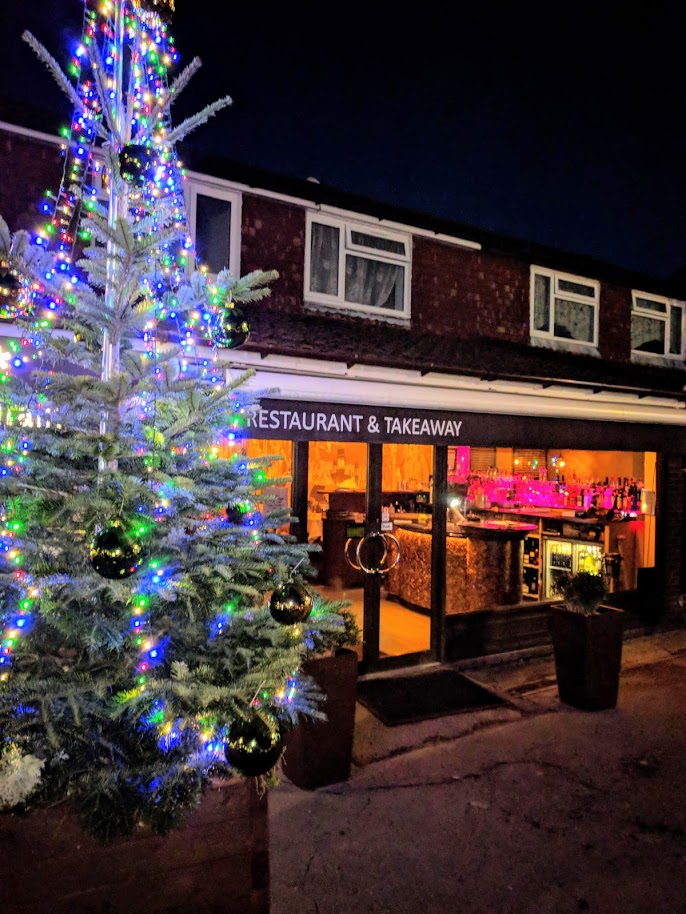 Festive cheers for Clanfield Christmas trees