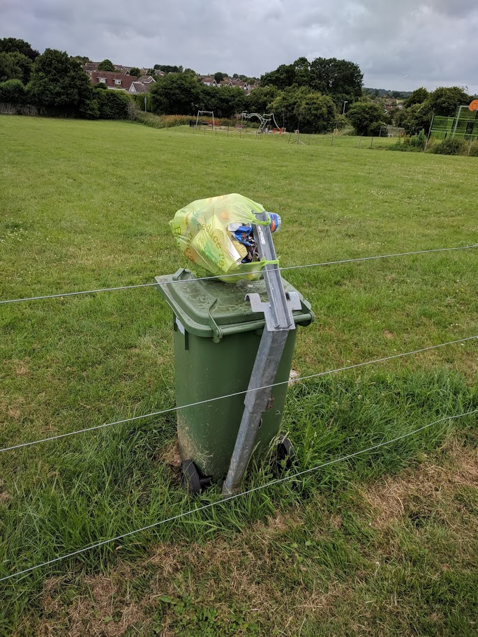 Village litter diary – the story continues
