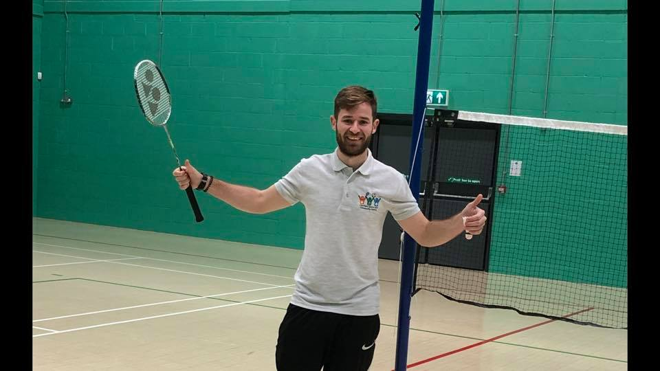 Focus on Matt Hill at Clanfield Sports and Community Centre