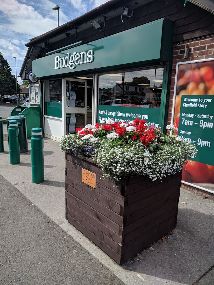 Budgens nominated for special recognition