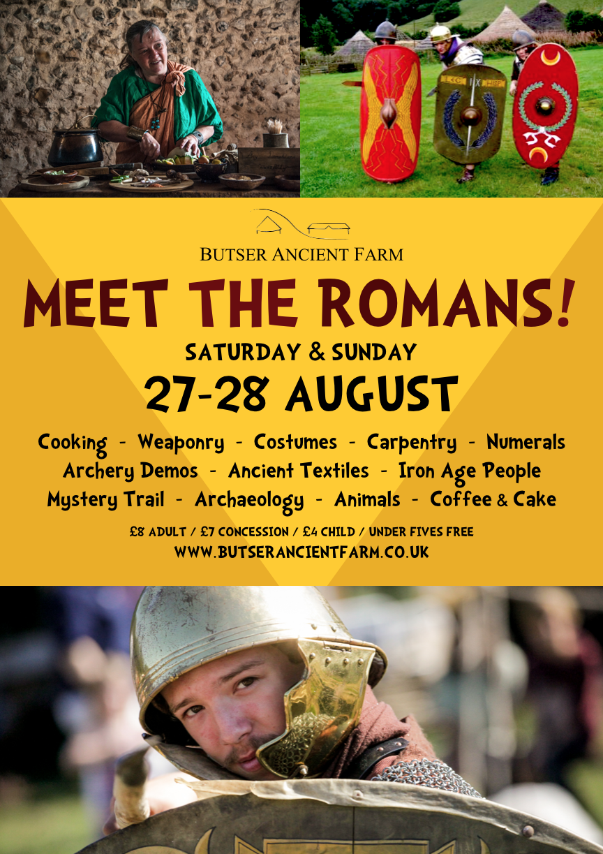 meet the romans