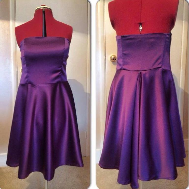 dresses made by sew 4 you
