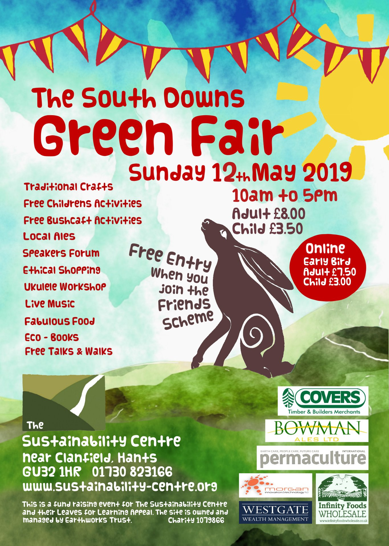 South Downs Green Fair