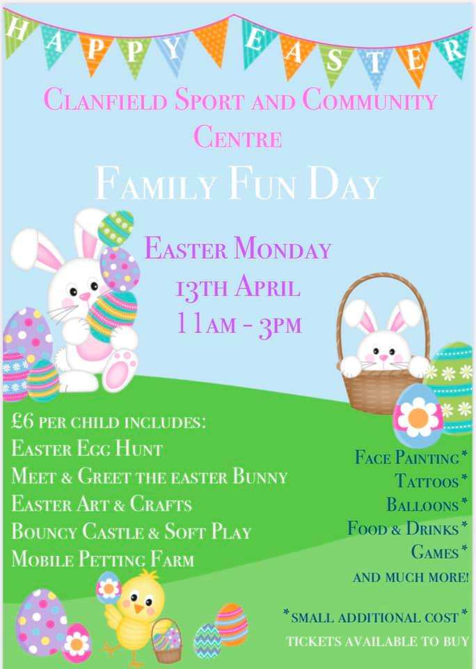 CANCELLED CSCC Family Fun Day