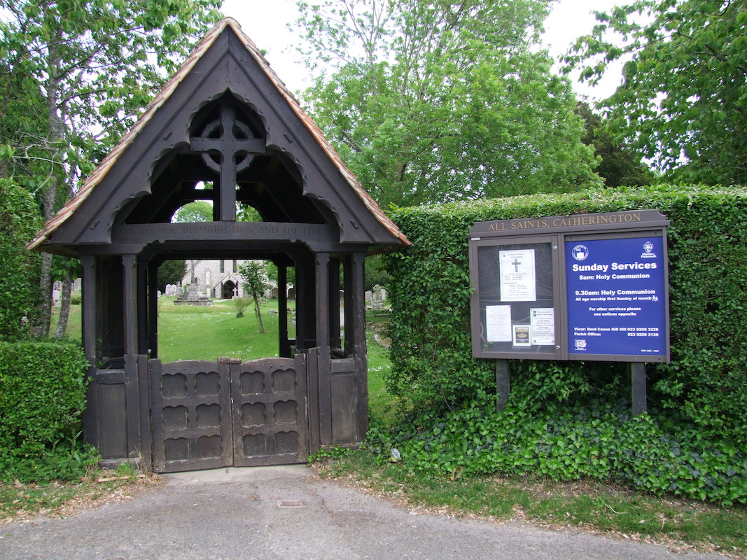 as lychgate
