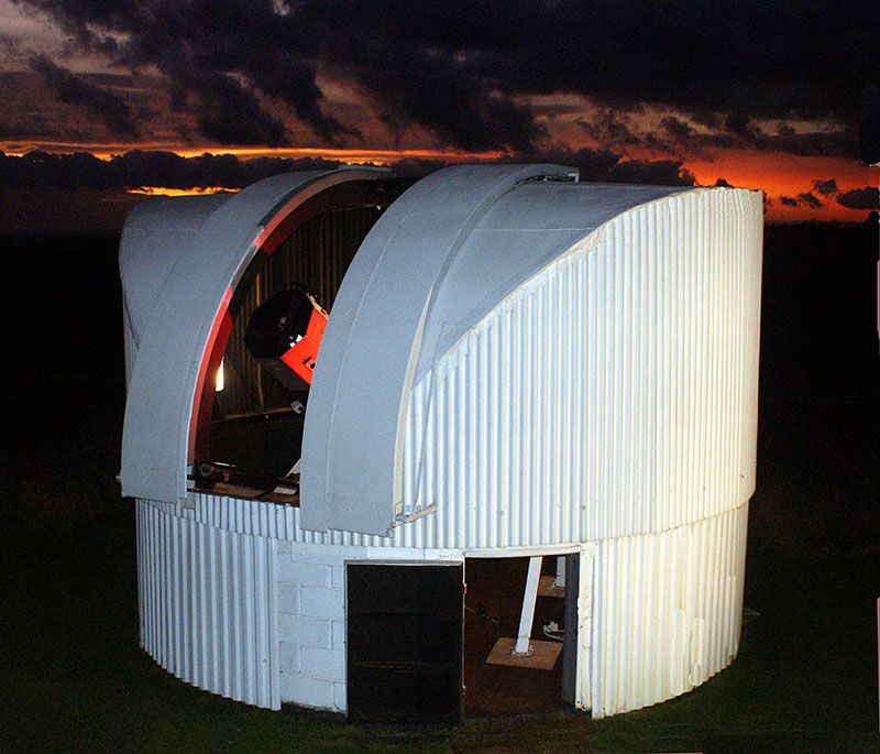 clanfield telescope