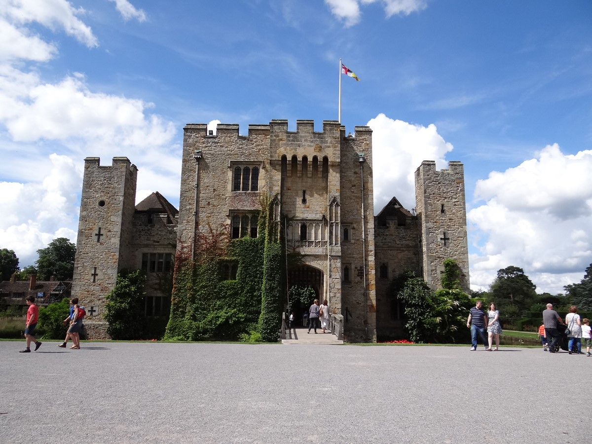 Hever Castle - Outing