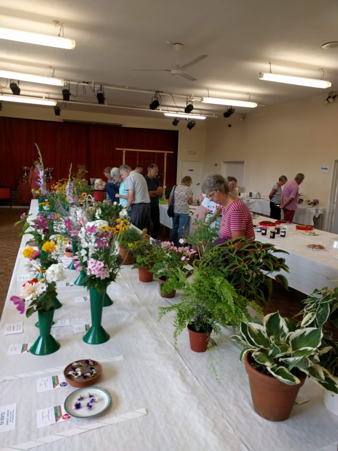 Clanfield Gardening Show – a feast of delight