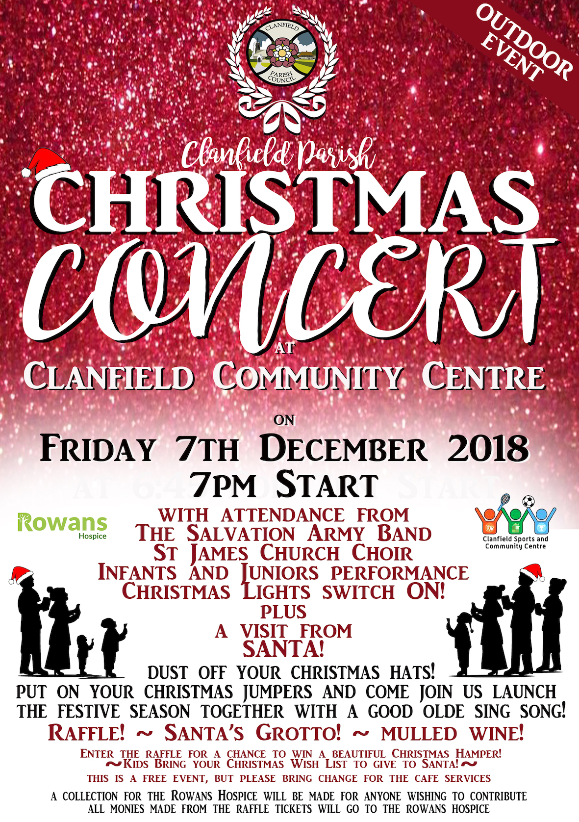 Clanfield Christmas Concert
