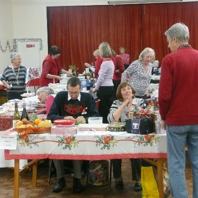 St James Church Christmas Fair & Quiz Night