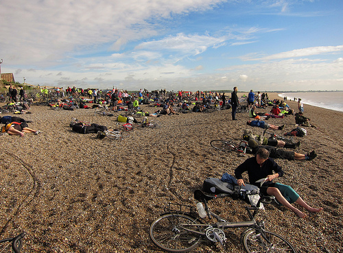 Dunwich Dynamo Cycle Ride 2015