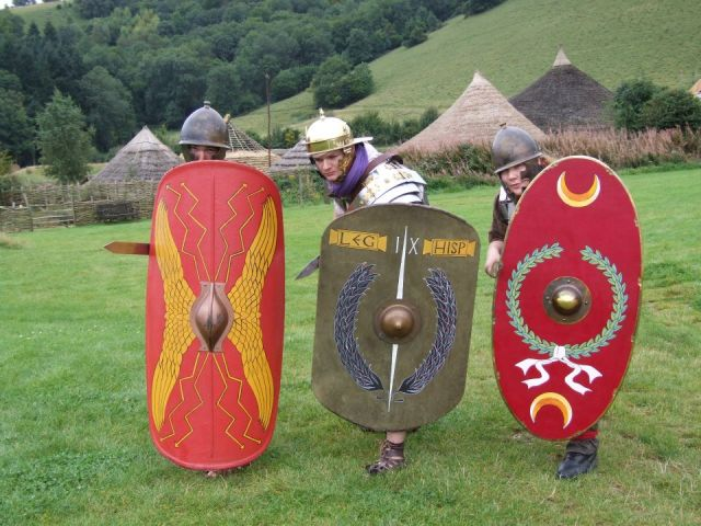 What's on at Butser Ancient Farm in July and August?