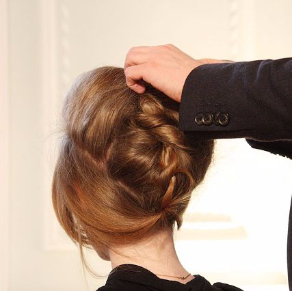 A day in the life of a hairstyling apprentice