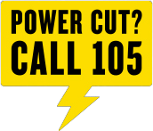 powerr cut logo