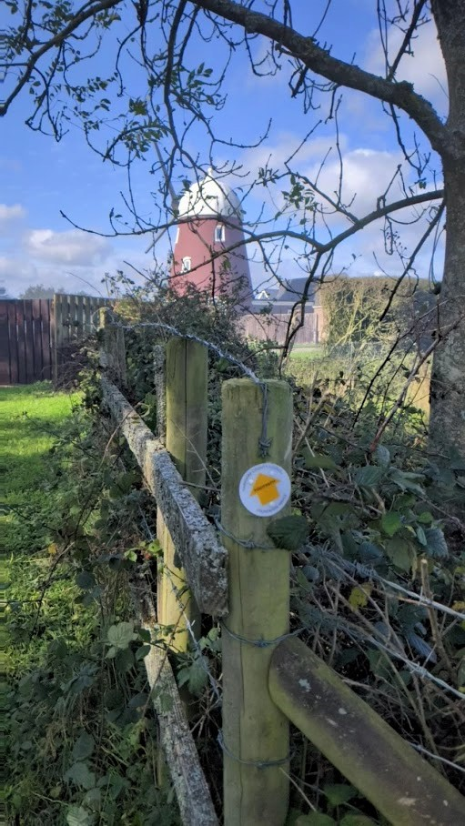 Windmill Hill footpath update
