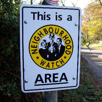 Your Neighbourhood needs the Neighbourhood Watch