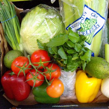 Local Veg Box – your chance to win a free box!