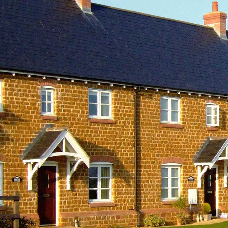 New homes in Clanfield