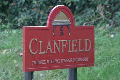 Important date for your diary – Clanfield Exhibition Monday 4 December